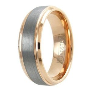 tungsten rings vs titanium rings