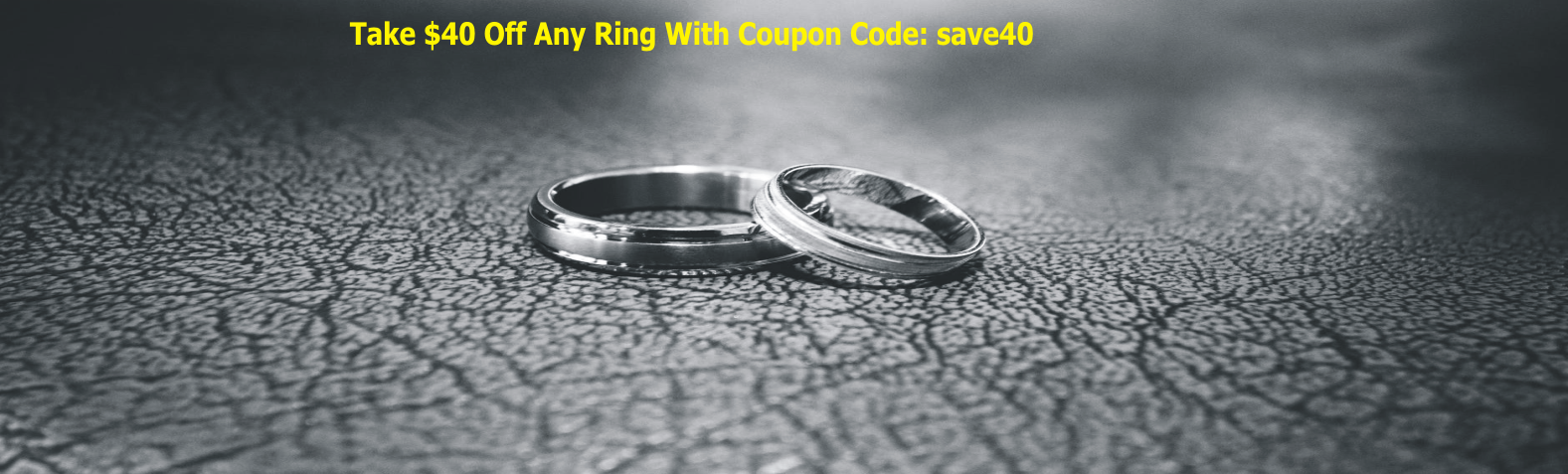 Buy a tungsten wedding band today.